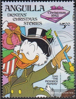 Anguilla 566 (complete.issue.) Unmounted Mint / Never Hinged 1983 Christmas: Walt-Disney-Figures - Anguilla (1968-...)