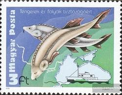 Ungarn 3369A (completa Edizione) MNH 1979 Gewässerschutz - Ungarn