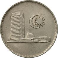 Monnaie, Malaysie, 20 Sen, 1981, Franklin Mint, TTB, Copper-nickel, KM:4 - Malaysie