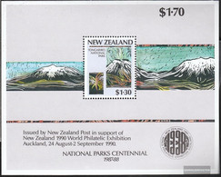 New Zealand Block13 (complete Issue) Unmounted Mint / Never Hinged 1987 National - Unused Stamps