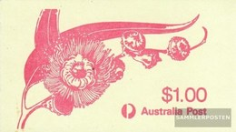 Australia MH51 (complete.issue.) Unmounted Mint / Never Hinged 1982 Eukalyptus - Mint Stamps