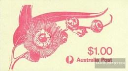 Australia MH51 (complete.issue.) Unmounted Mint / Never Hinged 1982 Eukalyptus - 1980-89 Elizabeth II
