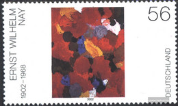 FRD (FR.Germany) 2267 (complete Issue) Unmounted Mint / Never Hinged 2002 Ernst William Nay - [7] Federal Republic