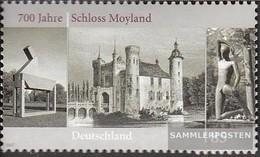 BRD (BR.Deutschland) 2602 (completa Edizione) MNH 2007 Moyland - Ungebraucht