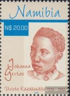 Namibia - Southwest 1001 (complete Issue) Unmounted Mint / Never Hinged 1999 Johanna Gertze - Namibia (1990- ...)
