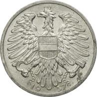 Monnaie, Autriche, Schilling, 1957, TTB, Aluminium, KM:2871 - Autriche