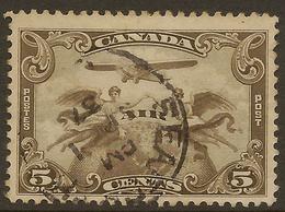 CANADA 1928 5c Air SG 275 U #IM222 - Poste Aérienne