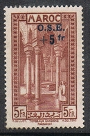 MAROC N°160 NSG - Maroc (1891-1956)