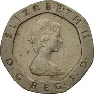 Monnaie, Grande-Bretagne, Elizabeth II, 20 Pence, 1984, TTB, Copper-nickel - 1971-… : Decimal Coins