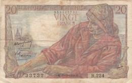 France - Billet De 20 Francs Type Pêcheur - 19 Mai 1949 - 20 F 1942-1950 ''Pêcheur''