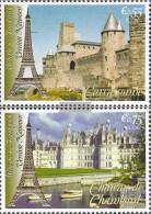 UN - Vienna 467-468 (complete Issue) Unmounted Mint / Never Hinged 2006 UNESCO-Welterbe - Wien - Internationales Zentrum