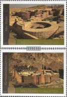 UN - Vienna 443-444 (complete Issue) Unmounted Mint / Never Hinged 2005 UNESCO-Welterbe - Wien - Internationales Zentrum