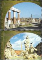UN - Vienna 371-372 (complete Issue) Unmounted Mint / Never Hinged 2002 UNESCO-Welterbe - Wien - Internationales Zentrum