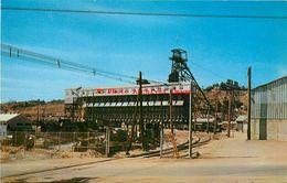 281547-Montana, Butte, Kelly Mine Shaft, Copper Mining Scene, Ellis Post Card By Koppel No 9932 - Butte