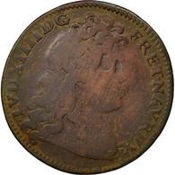France, Jeton, Royal, 1680, B+, Cuivre, Feuardent:1891 - Other