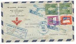 7661 - TRANSATLANTICO - El Salvador