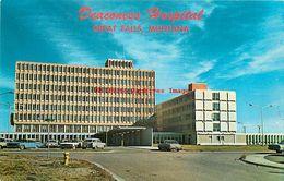 281575-Montana, Great Falls, Deaconess Hospital, Ellis Post Card By Koppel No 88096 - Great Falls