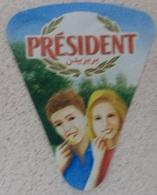 EGYPT - PRESIDENT Cheese Label - Cheese