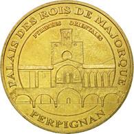 France, Jeton, Jeton Touristique, 66/ Palais Des Rois De Majorque - Perpignan - Other