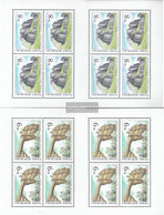Czech Republic 78Klb-79Klb Sheetlet (complete Issue) Unmounted Mint / Never Hinged 1995 Home - Unused Stamps