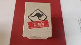 TABAC  WINFIELD ROUGE  PORTE  PAQUETS CIGARETTE    ****    RARE     A  SAISIR *** - Tabac (objets Liés)