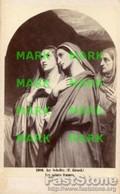 Santino Antico LES SAINTES FEMMES (1089. Ary Scheffer. - F. Girard.) - OTTIMO P74 - Religione & Esoterismo