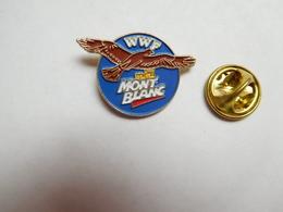 Beau Pin's , Association , WWF , Mont Blanc , World Wide Fund For Nature ,  Fonds Mondial Pour La Nature - Associations