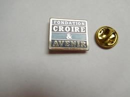 Beau Pin's , Association  , Fondation Croire & Avenir - Associations
