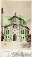 Milano - Santino Antico CHIESA DI BASIANO (8 Ottobre 1865) A Beneficio Della Chiesa - OTTIMO P74 - Religione & Esoterismo