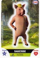 Vignette Cora Le Collector Dreamworks Shrek 68/112 - Stickers