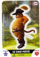 Vignette Cora Le Collector Dreamworks Shrek 20/112 - Stickers
