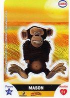 Vignette Cora Le Collector Dreamworks Madagascar 52/112 - Stickers