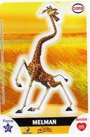 Vignette Cora Le Collector Dreamworks Madagascar 32/112 - Stickers