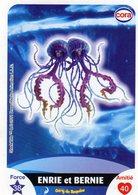 Vignette Cora Le Collector Dreamworks Gang De Requins 84/112 - Stickers