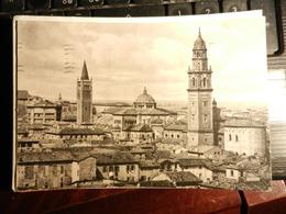 18822) PARMA PANORAMA INSOLITA ANGOLAZIONE VIAGGIATA 1948 - Parma