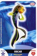 Vignette Cora Le Collector Dreamworks Gang De Requins 81/112 - Stickers