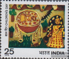 India 698 (complete Issue) Unmounted Mint / Never Hinged 1976 Children - India
