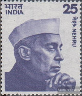 India 677II (complete Issue) Unmounted Mint / Never Hinged 1976 Nehru - India