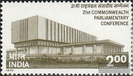 India 655 (complete Issue) Unmounted Mint / Never Hinged 1975 Commonwealth - India