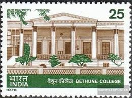Indien 768 (kompl.Ausg.) Postfrisch 1978 College - Inde