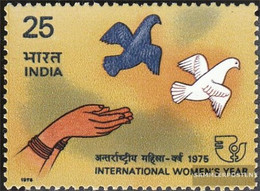 India 620 (complete Issue) Unmounted Mint / Never Hinged 1975 Women - India
