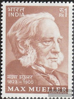 India 596 (complete Issue) Unmounted Mint / Never Hinged 1974 Mueller - India