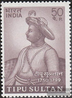 India 595 (complete Issue) Unmounted Mint / Never Hinged 1974 Sultan - India