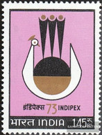 India 552A (complete Issue) Unmounted Mint / Never Hinged 1973 Philately - India
