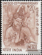 India 530 (complete Issue) Unmounted Mint / Never Hinged 1971 UNESCO - India