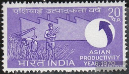 India 502 (complete Issue) Unmounted Mint / Never Hinged 1970 Productivity - India