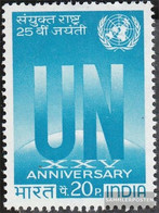 India 501 (complete Issue) Unmounted Mint / Never Hinged 1970 UN - India
