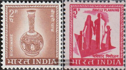 India 433Y,435Y (complete Issue) Unmounted Mint / Never Hinged 1975 Landesmotive - India