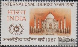Indien 424 (kompl.Ausg.) Postfrisch 1967 Tourismus - Indien