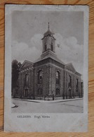 Geldern - Evgl. Kirche - Petites Détériorations Et Plis Bord Haut - (n°13176) - Geldern